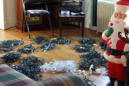 Christmas Preparations 1