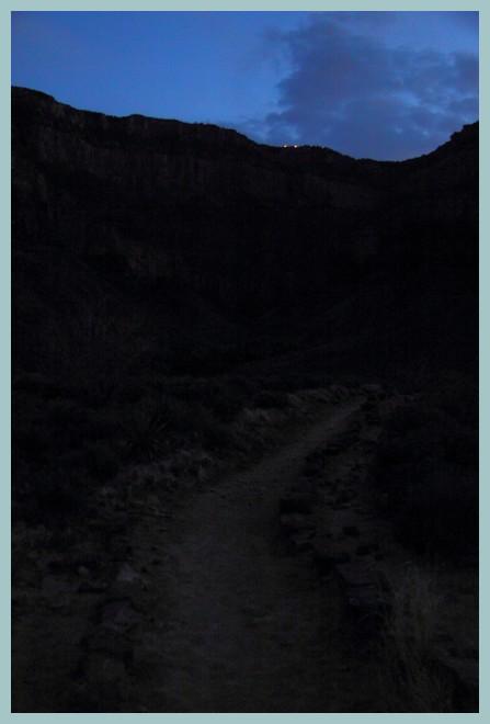Grand Canyon Indian Garden 35